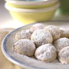 Nestlé Crunch Snowball Cookies | Meals.com
