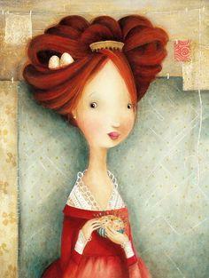 Valeria Docampo Impulsionada pelo desejo de captar a poesia das coisas cotidianas, como as expressões das crianças e animais de estimação, a beleza natural das plantas, o som do outono folhas secas...