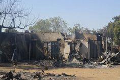 Brig.-Gen Victor Ezugwu, Brigade Commander, 28 Task Force Brigade, Mubi, has confirmed that two female suicide bombers on Monday detonat...