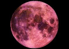 Space: Full Pink Moon Tonight April 21, 2016