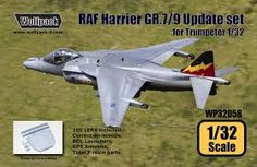 HARRIER GR7-9 WOLFPACK 1/32