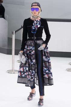 Chanel Spring/Summer 2016 Fashion Show