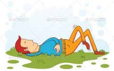 Realistic Graphic DOWNLOAD (.ai, .psd) :: http://jquery-css.de/pinterest-itmid-1007725715i.html ... Sleeping on Grass ...  cartoon, character, clip art, dreaming, fantasy, fun, grass, happy, illustration, lazy, man, park, relax, sleeping, smile, vector  ... Realistic Photo Graphic Print Obejct Business Web Elements Illustration Design Templates ... DOWNLOAD :: http://jquery-css.de/pinterest-itmid-1007725715i.html