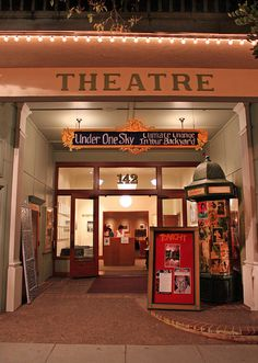 142 Throckmorton Theatre, Mill Valley -  #millvalleycalifornia - #marincounty - #marincountyrealestate - www.YourPieceofMarin.com