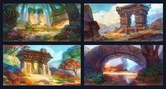 Lost archs by Real-SonkeS on deviantART