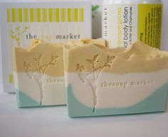 Soap Vegan Lemongrass Handmade