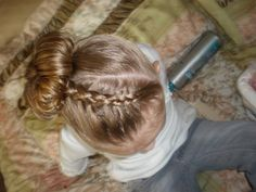 Inside-out Frenchbraid {Video}