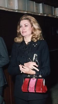 Princess Grace, 1970, in Hungary for Elizabeth Taylor's 40th birthday celebration