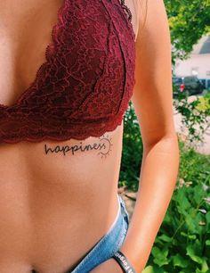Ribcage tattoo 9 Super Cool Tattoo Trends That Are SO Popular In 2019 Bff Tattoos, Dream Tattoos, Little Tattoos, Mini Tattoos, Future Tattoos, Body Art Tattoos, Cool Tattoos, Tattos, Rib Cage Tattoos