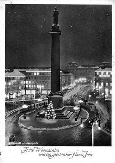 Luisenplatz 1959