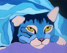 cat art Archives - BZTAT Studios - Pet Portrait Paintings and ...