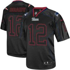 Mens Lights Out Black NIKE Game New England Patriots http://#12 Tom Brady NFL Jersey$79.99