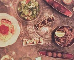 Liza, temple de la cuisine libanaise contemporaine ! - Happy Food
