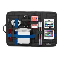 Organizing System for Backpack Electronics