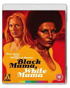 Review: Black Mama, White Mama (1973)