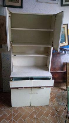 Ármario De Cozinha Fiel Antigo - R$ 1.500,00 no MercadoLivre