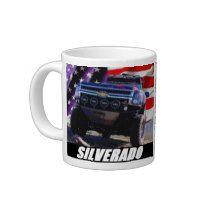 2011 Silverado 2500HD Crew Cab Giant Coffee Mug