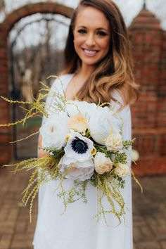 PAPER  Flower Wedding Bouquet