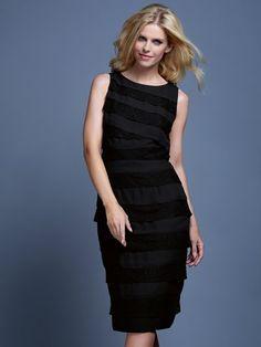M&Co. Women Lace shutter dress