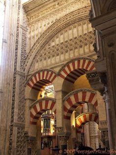 Mezquita Cordoba, Espanha, Andaluzia