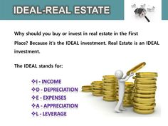 Gets Best Real Estate training from Arthur Vasquez. This man has enough experience to deal with any real estate matter. Today Arthur Vasquez is a one of the best inspiration for all real estate beginners. Real Estate Training, Real Estate Investing, Get Well, Inspiration, Biblical Inspiration, Inspirational, Inhalation