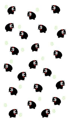 아기자기한 예쁜패턴 선별컴퓨터가 수명이 다 되었는지 갑자기 ... K Wallpaper, Couple Wallpaper, Pattern Wallpaper, Kumamon Wallpaper, Cute Lockscreens, Kakao Friends, Photography Themes, Simple Pictures, Bts Chibi