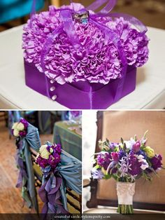 Ring bearer flower cushion cheap any color!