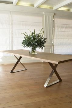 Clifton Ridge dining table by Pierre Cronje