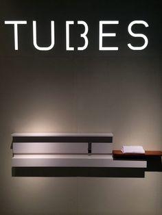 #TubesRadiatori in #Milan for #SalonedelMobile2016