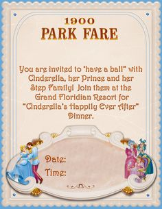 1900 Park Fare Dinner Photo: This Photo was uploaded by donatalie. Find other 1900 Park Fare Dinner pictures and photos or upload your own with Photobuc...