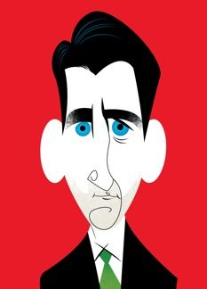 """Romney, Ryan, and Rapport: """"What is striking is that Romney seems to feel he has selected a younger version of himself, if that self had chosen, or been pushed on, a slightly different path."""" http://nyr.kr/Neix40"""