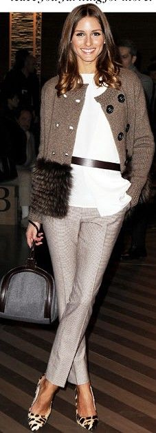 I've loved this outfit for year's...classy is always in style