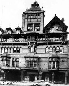 Nottingham Pubs, Nottingham City Centre, Local History, Black Boys, Westminster, Old Photos, Big Ben, The Past, Architecture