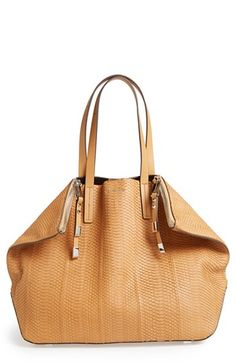 7a89c38048e508 Michael Kors  Miranda - Large  Genuine Snakeskin Shopper available at   Nordstrom Me Bag