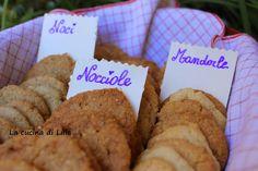 Biscotti deliziosi alla frutta secca