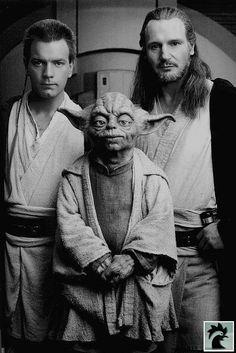 Star Wars - black & white