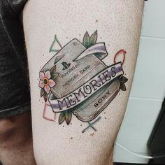 Memories at r/tattoos - TomSicko @ Bodycraft, Nottingham, UK
