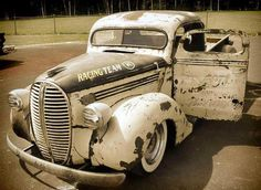 Hot Rod Ford Pickup