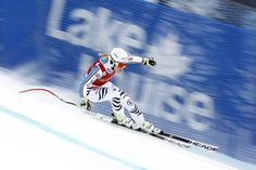 (FRANCE OUT) Ann Katrin Magg of Germany competes during the Audi FIS Alpine Ski…