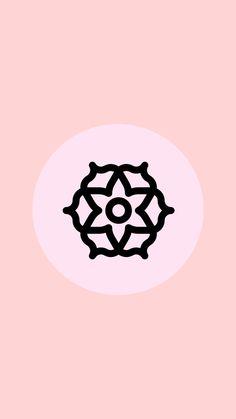 Zen, Yoga, Theta, Instagram Story, Wellness, Icons