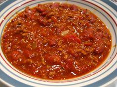 Chili Recipes on Pinterest | Chili recipes, Chili and Vegetarian chili ...
