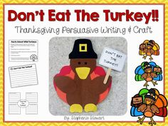 Thanksgiving writing & craft
