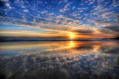 Sunrise, Gold Coast, Australia