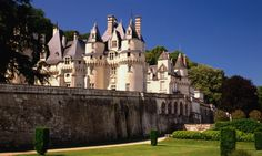 French road trip: Châteaux and wine in the Loire valley (click-through)    Chateau d'Usse in the Loire Valley, France.