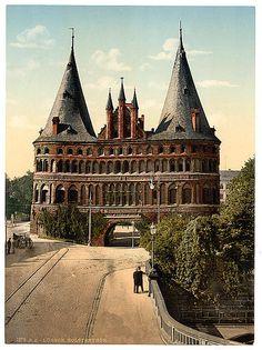 Germany, circa 1890.