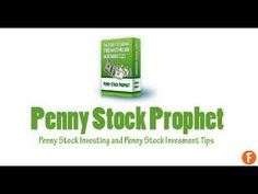 Penny Stock Prophet || Penny Stock Investing Tips and Alerts || Penny Stock Prophet Review - http://www.pennystockegghead.onl/uncategorized/penny-stock-prophet-penny-stock-investing-tips-and-alerts-penny-stock-prophet-review/