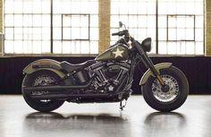 Linha Harley-Davidson 2016: Sportster fica mais confortável e Fat Boy mais potente - Duas Rodas - Notícias, Testes, Vídeos e Lançamentos de Motos #harleydavidsonsoftailstreetbob
