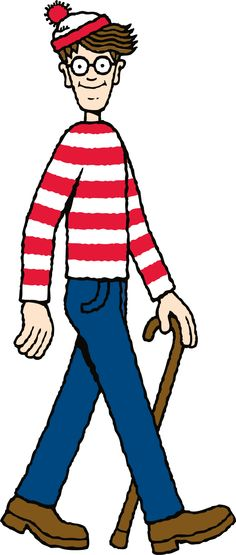 """Stop on in to pick up a """"Where's Waldo"""" sheet and start your journey across town finding Waldo in many local stores.  Once you find Waldo in The Bookstore, you'll be entered to win a Waldo book and once you find all the Waldos in town you will be entered to win a $100 shopping spree in downtown Glen Ellyn and a six-volume set of """"Where's Waldo"""" books.  Start today!"""