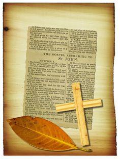The Gospel of John.