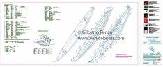 Conservazione > Progetti e sistemi di progettazione > Catalogo dei piani di costruzione > Barche > Gondola Pontoons, Ship Of The Line, Build Your Own Boat, Navi, Kayaks, Boat Plans, Dutch, Milan, Boats
